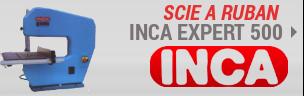 Scie à ruban Inca