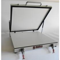 """Presse rigide """"Luthier"""" 650x650 mm - sans pompe - Multico"""