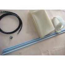 Kit d'extension 4000 x 1500 mm pour presse Multico