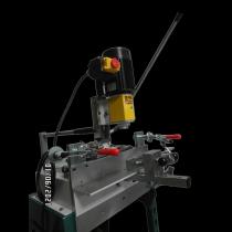 Mortaiseuse Multico PM-21 sur établi  - monophasé 230 volts