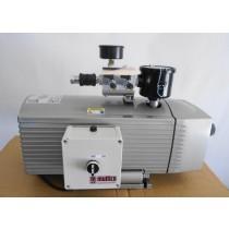 Pompe 40 m3/h pour collage sous vide - 4 sorties - filtres charbon