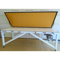 "Presse rigide ""M"" 300x1300 mm  - Pompe 40 m3/h - Multico"