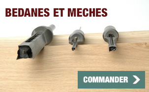Meches et bedanes carre Multico