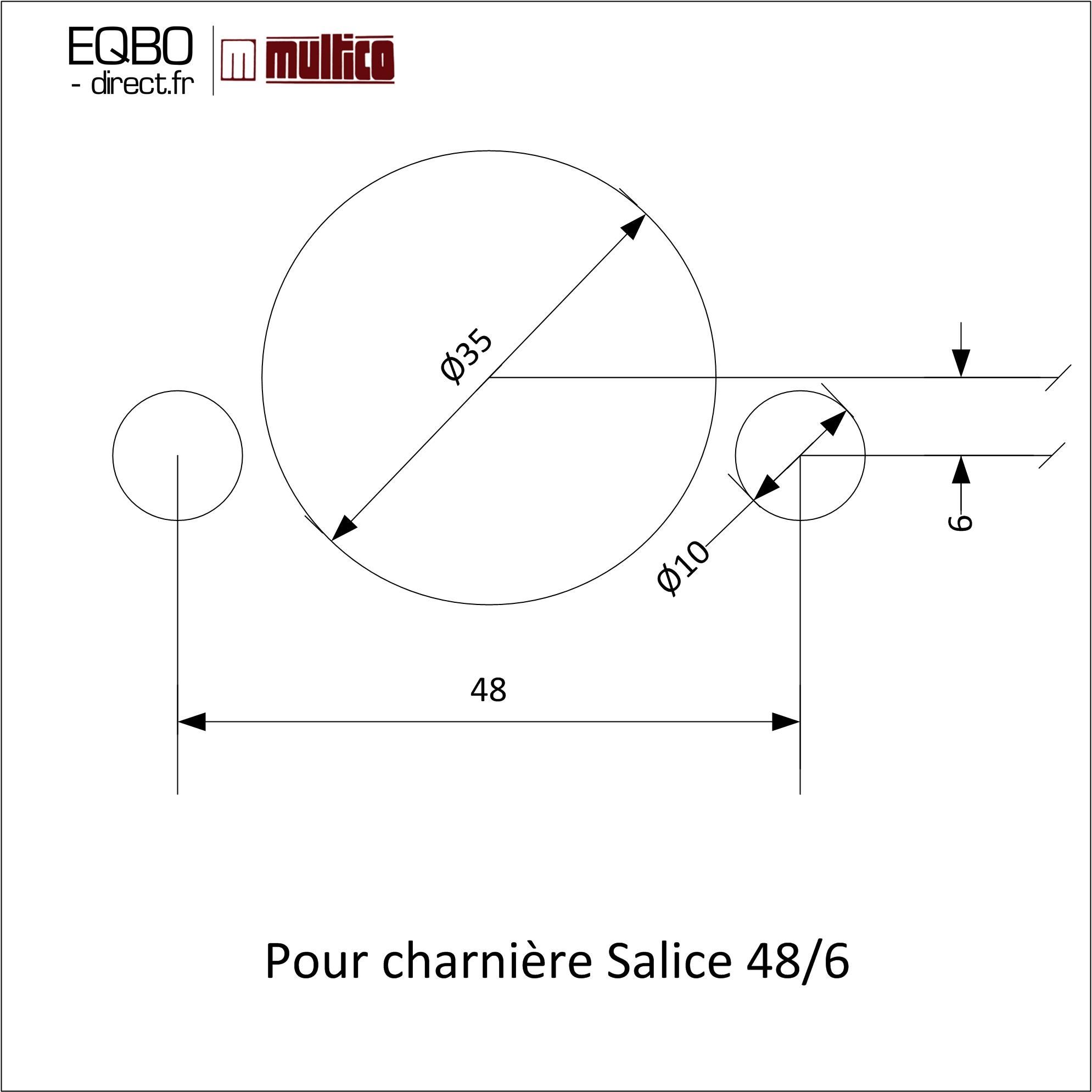 charniere Salice